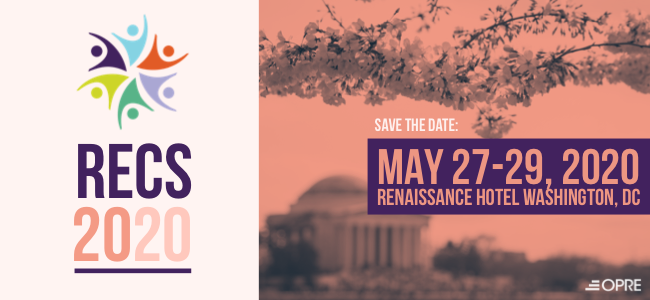 Save the date for the 2020 RECS